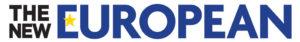 """Logo des UK-Magazins """"The New European"""""""
